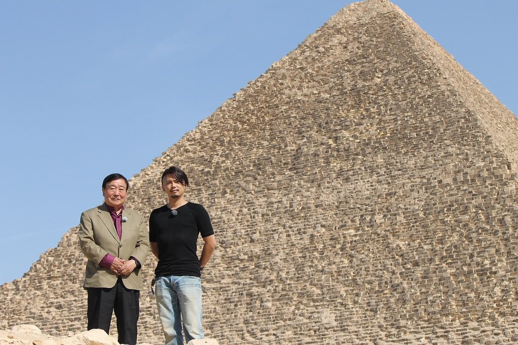ピラミッド真実への扉 吉村作治・今井翼