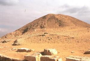 ウナス王のピラミッド/サッカラ