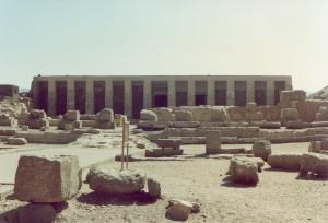 アビドス・セティ1世葬祭殿