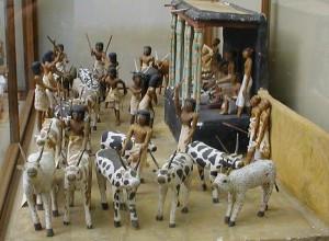 カイロ・エジプト博物館蔵