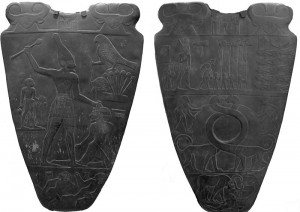ナルメル王のパレット