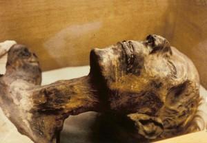 ラムセス2世のミイラ