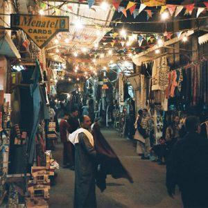 エジプト市場